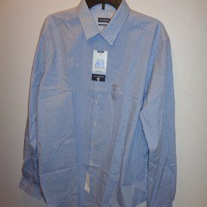 NWT Van Heusen Air Slim-Fit Dress Shirt XL